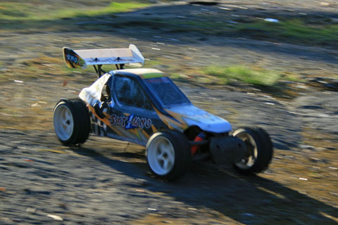 Smarttech 1/5 Scale Gas Powered 2WD Off-Road Buggy