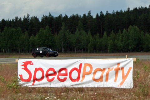 SpeedParty 2014 – Full speed ahead!